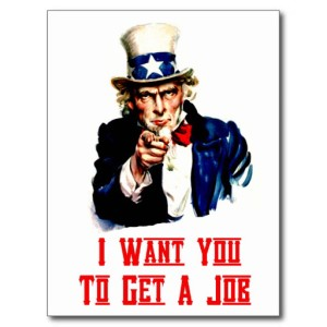 get a job uncle sam